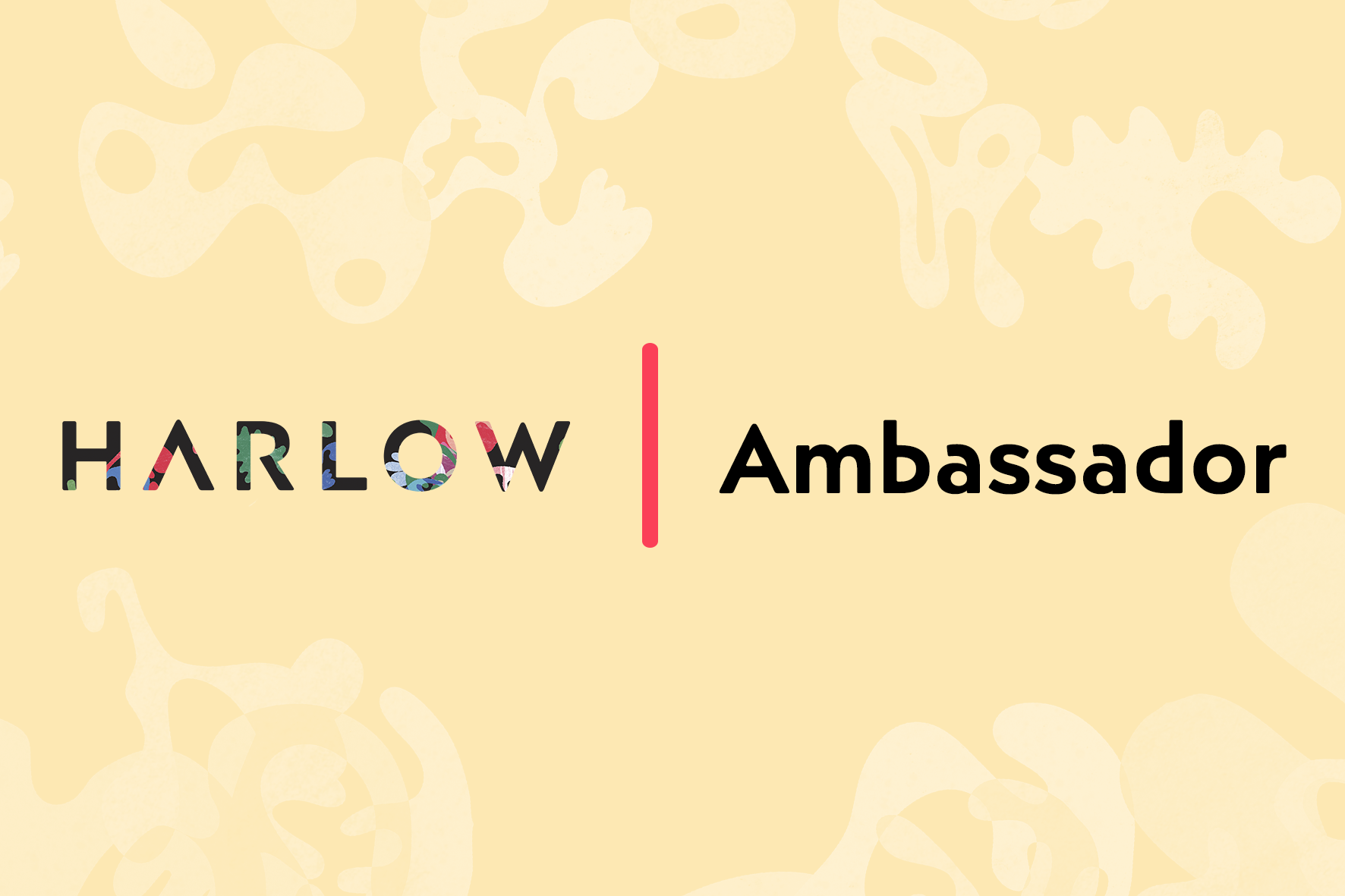 Harlow Ambassador Meeting Logo