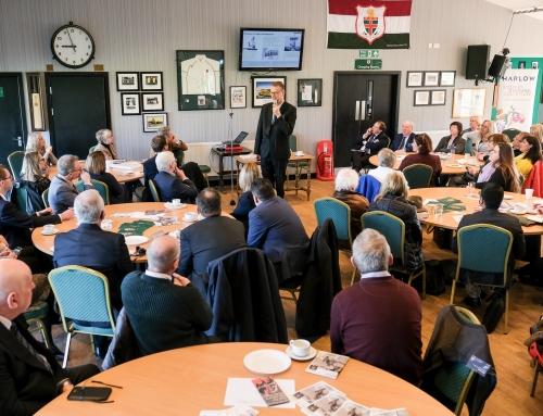 Third Harlow Ambassador Meeting