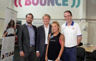 Harlow Ambassador Meeting at BOUNCE HQ