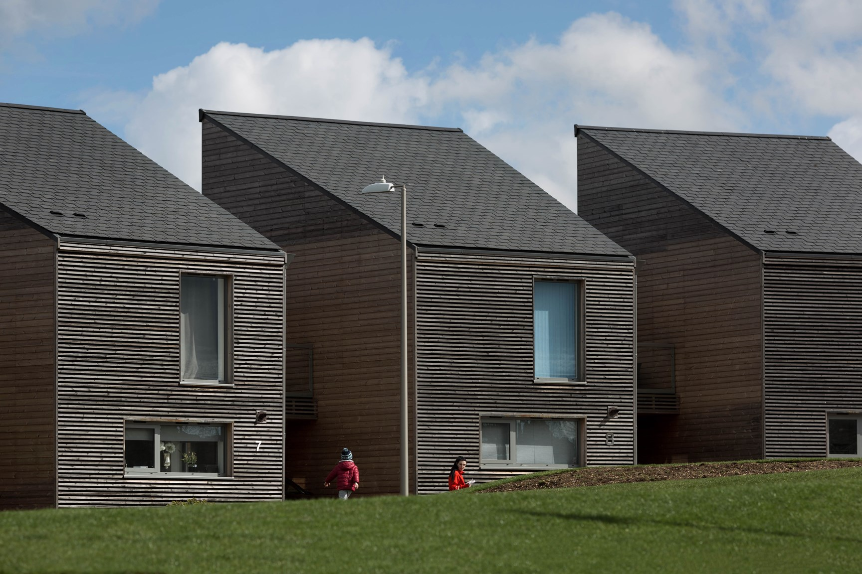 Newhall houses