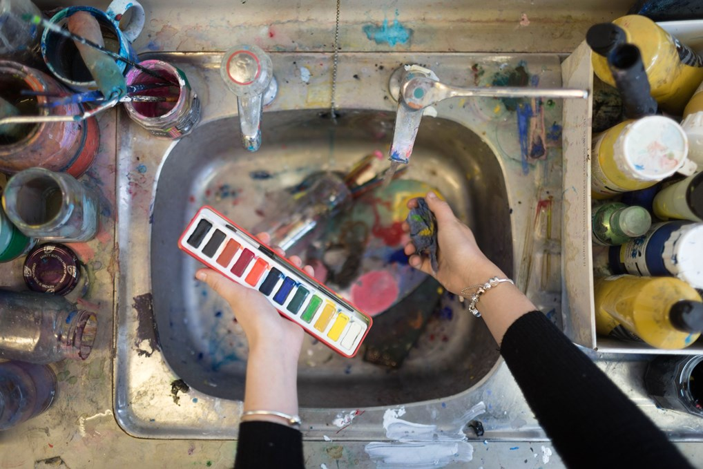 Parndon Mill paint