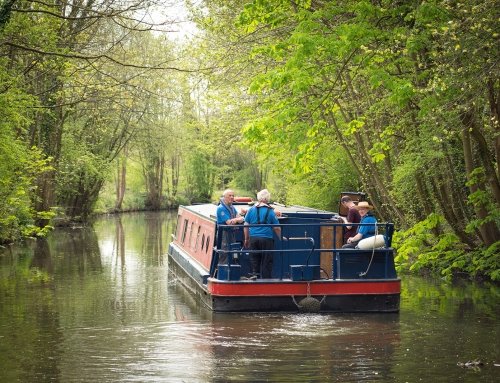CanalAbility: changing lives along the River Stort