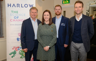 Discover Harlow meeting speakers