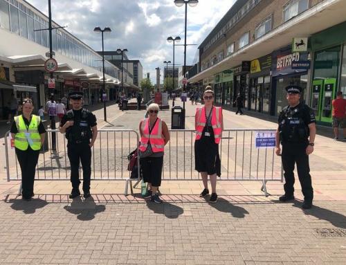 Essex Police: providing local support