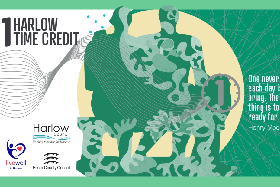 Harlow Time Credits voucher