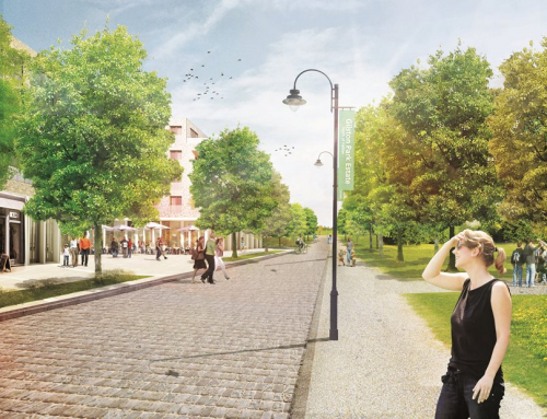 Places for People: masterplanning the Gilston Park